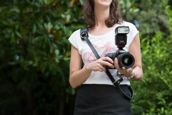 arnés para cámaras fotográficas