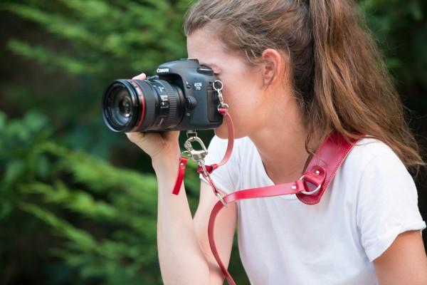Arnés chipwi cereza cámaras fotográficas