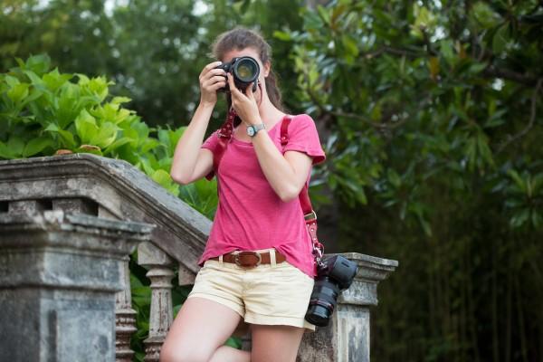 Arnés kalaw cámaras fotográficas