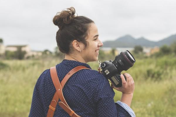 arnés fotografo personalizado